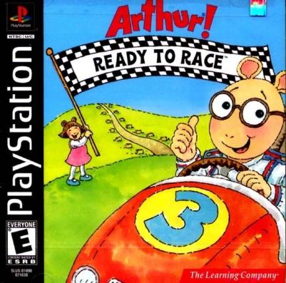 Arthur Ready To Race