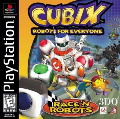 Cubix Race'N Robots