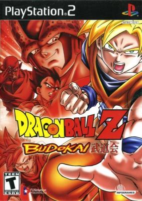 Dragonball Z Budokai