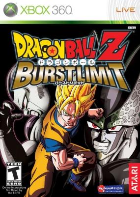 Dragonball Z Burst Limit
