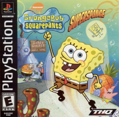 Spongebob Squarepants Super Sponge
