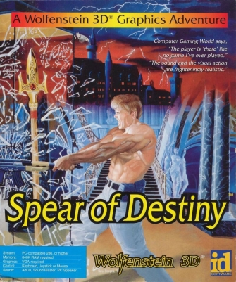 Wolfenstein 3D Spear of Destiny